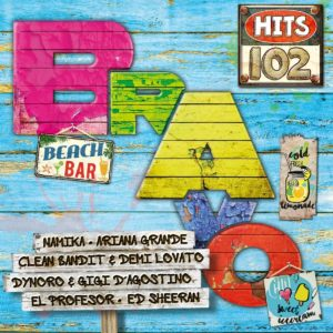 Cover der Bravo Hits CD Volume 102
